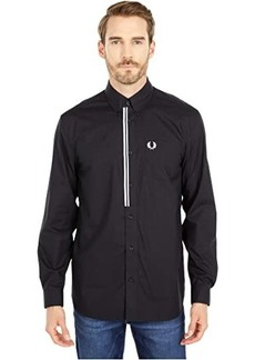Fred Perry Taped Placket Shirt
