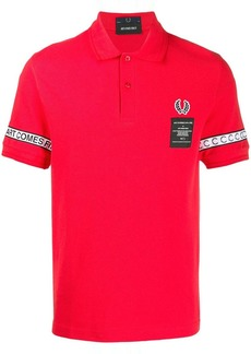 Fred Perry taped polo shirt