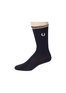 Fred Perry Tipped Socks