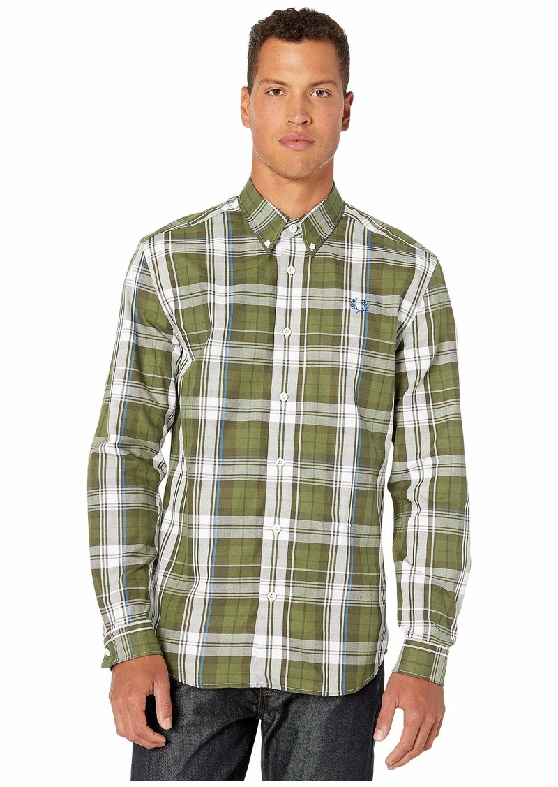Fred Perry Twill Check Shirt