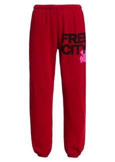 Free City Logo Sweatpants