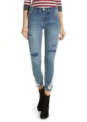 Free People About a Girl High Waist Skinny Jeans