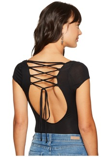 Free People All About The Back Bodysuit