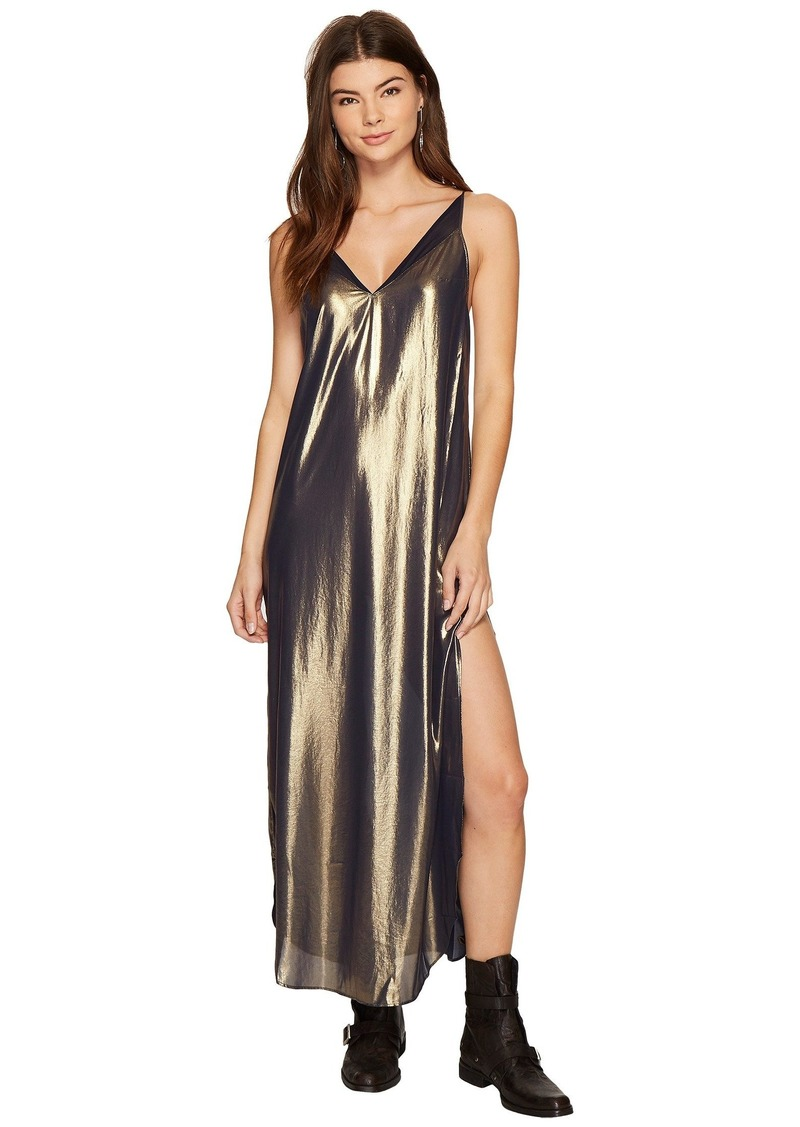 Free People Anytime Shine Maxi Slip