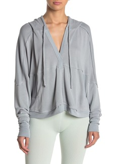 Free People Aries Cropped Hoodie