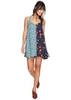 Free People Back to Back Slip Top
