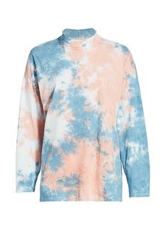 Free People Be Free Tie-Dye Sweatshirt