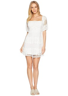 Free People Be Your Baby Lace Mini