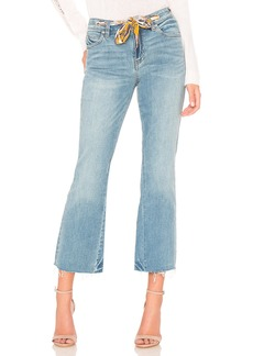 Free People Belt Out Crop Bootcut