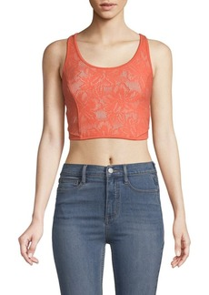 Free People Beyond Cropped Top