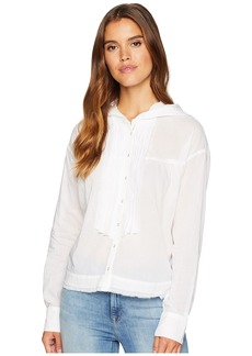 Free People Breezy Button Down