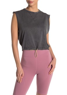 Free People Bring The Heat Drawcord T-Shirt