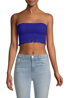 Free People Callie Bandeau Top