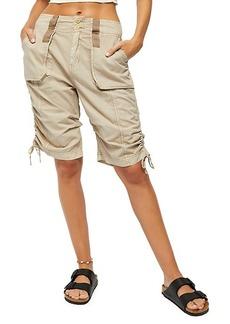 Free People Cassidy Cargo Shorts