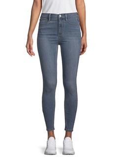 Free People Cyndi Faded Skinny Jeans