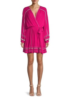Free People Deliah Embroidered Dress