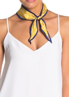 Free People Dixie Floral Neck Tie