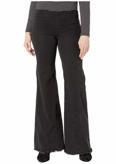 Free People Drapey A-Line Pull-On Pants