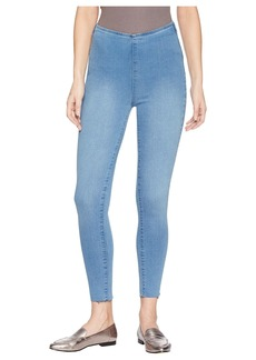 Free People Easy Goes It Jeans in Light Denim