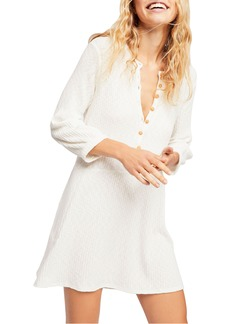 Endless Summer by Free People Blossom Stretch Cotton Dress