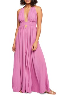 Endless Summer by Free People Look into the Sun Maxi Dress