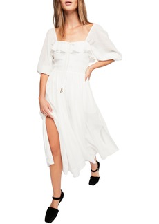 Endless Summer by Free People Ruffle Maxi Dress