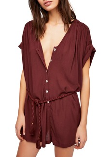 Endless Summer by Free People Spanish Summer Romper