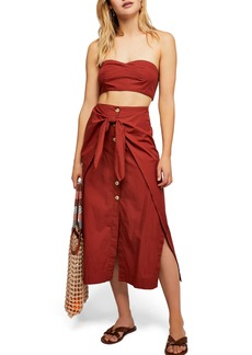 Endless Summer by Free People Sunny Sun Top & Skirt