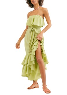 Endless Summer by Free People Tavia Strapless Maxi Dress