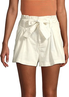 Free People Everywhere You Go Shorts
