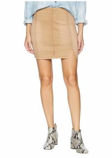 Free People Femme Fatale Pull-On Skirt
