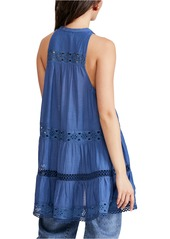 Free People Adelaide Lace Tunic