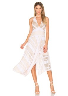 Free People Adrien Stripe Dress