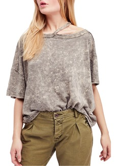 We the Free by Free People Alex Cutout Tee