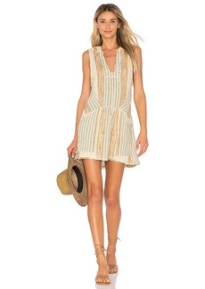 Free People All Right Now Mini in Beige. - size S (also in M,XS)