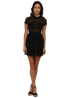 Free People All That Talk Dress