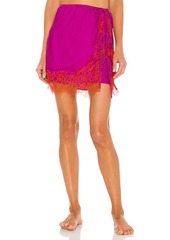 Free People All Tied Up Half Slip Skirt
