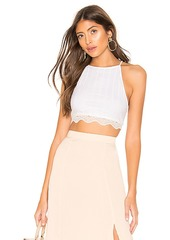 Free People All Your Love Crop Top