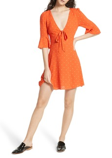 Free People All Yours Minidress
