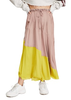 Free People Allure Maxi Skirt