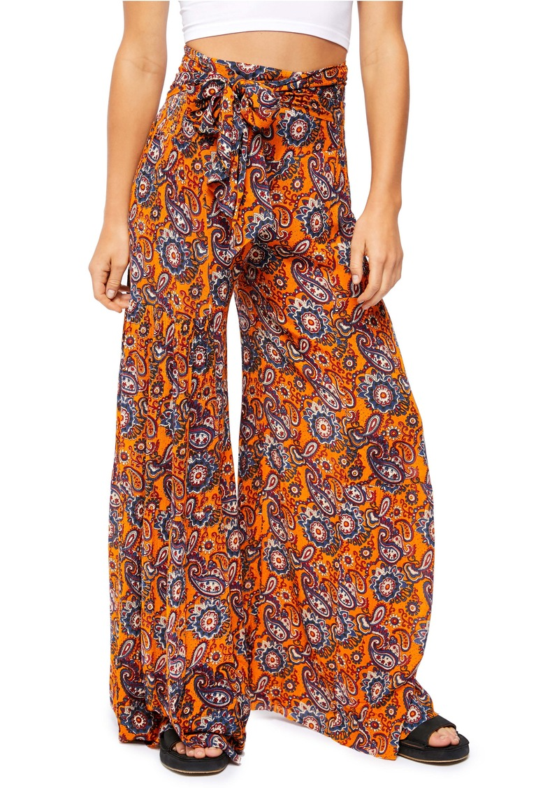 Free People Aloha Wide Leg Pants
