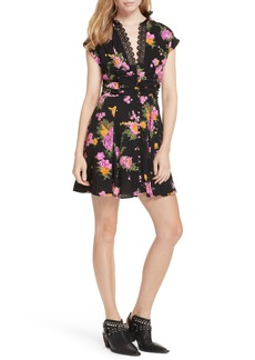 Free People Alora Minidress