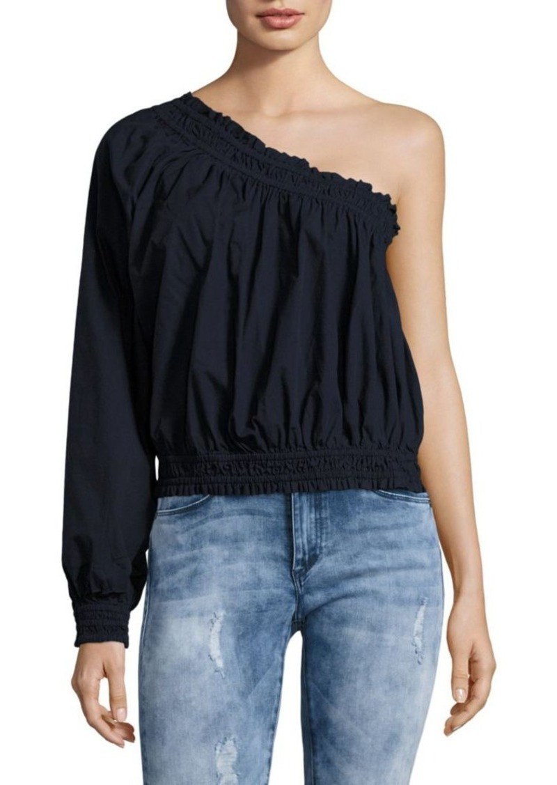 897c872576a Free People Free People Anabelle Cotton One-Shoulder Top