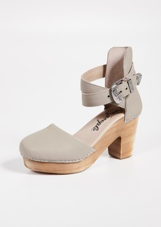 Free People Andorra d'Orsay Clogs