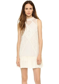 Free People Angel Lace Dress