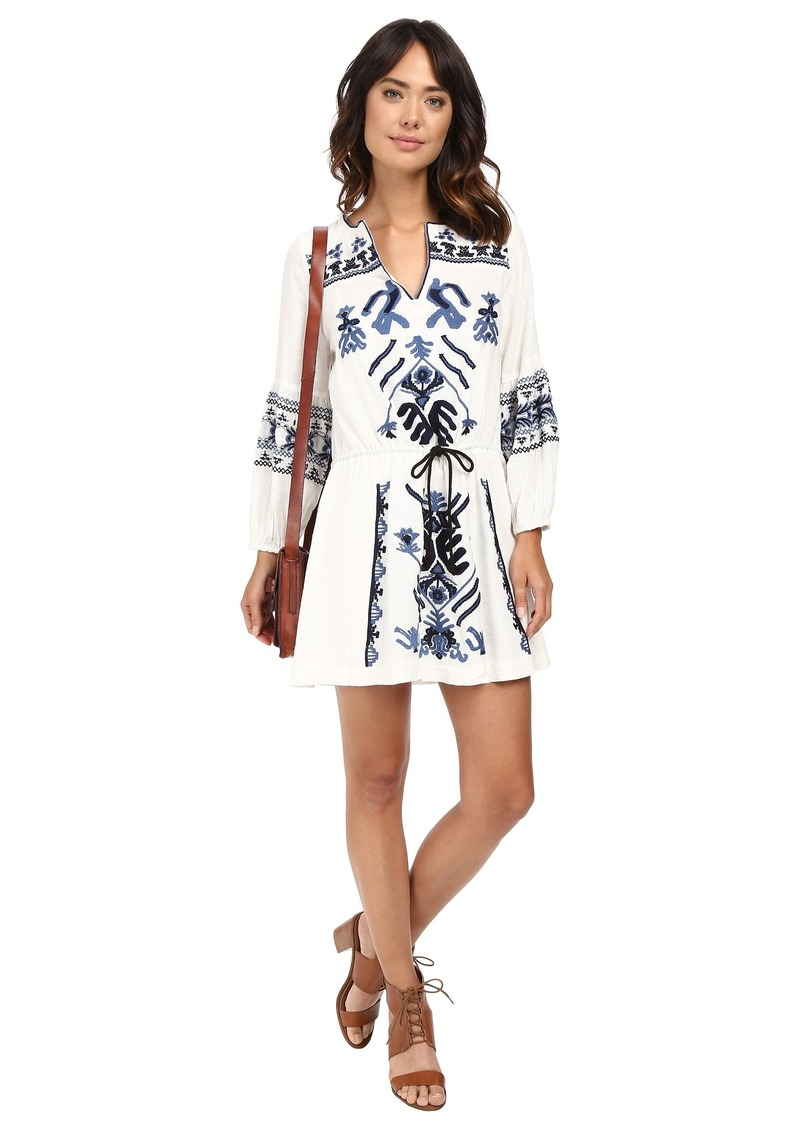 6f05d219dc59 Free People Free People Anouk Embroidered Mini Dress | Dresses