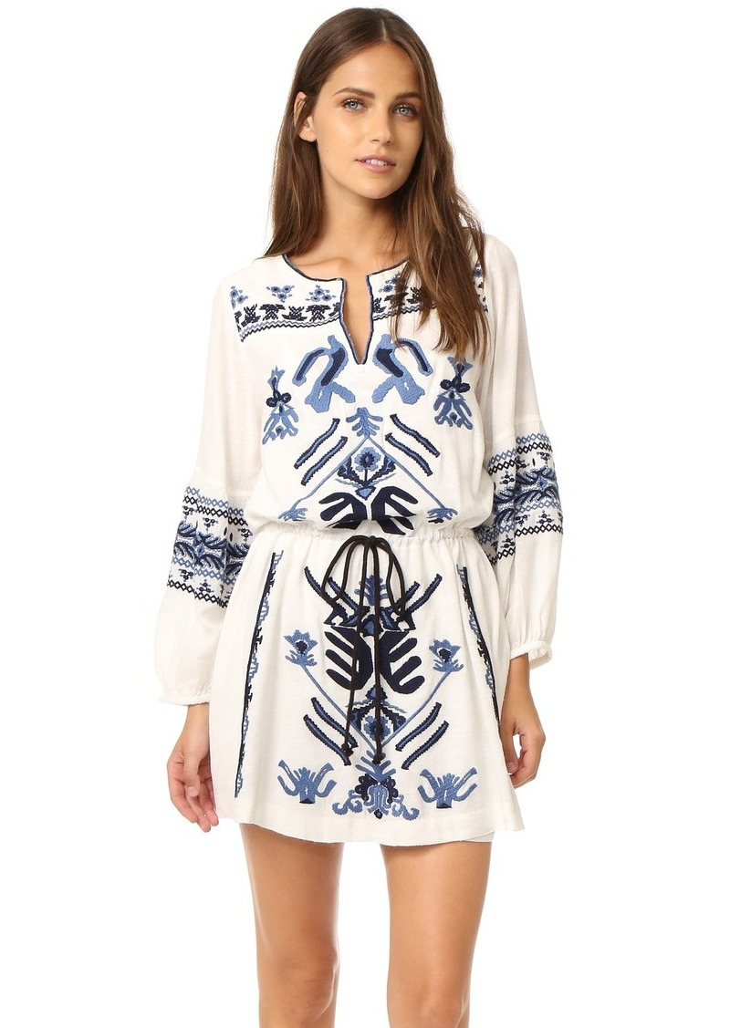 d8b3d437 Free People Free People Anouk Embroidered Mini Dress | Dresses