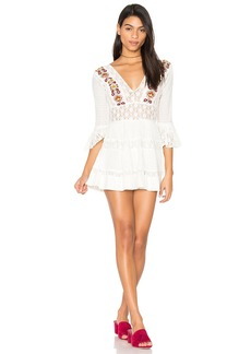 Free People Antiquity Mini Dress
