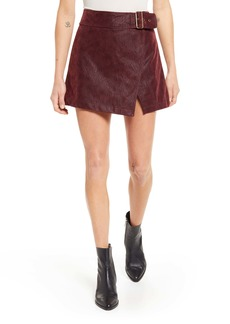 Free People Ari Wrap Skirt