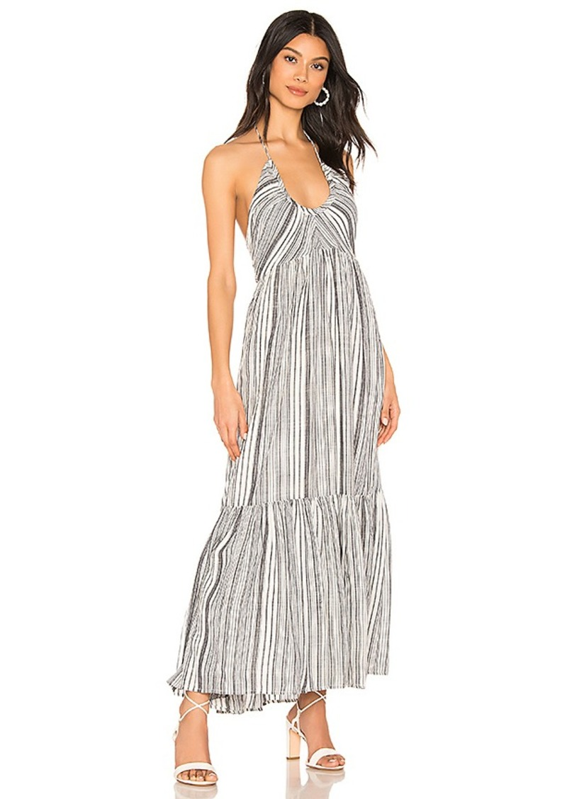 Free People Audrey Halter Dress